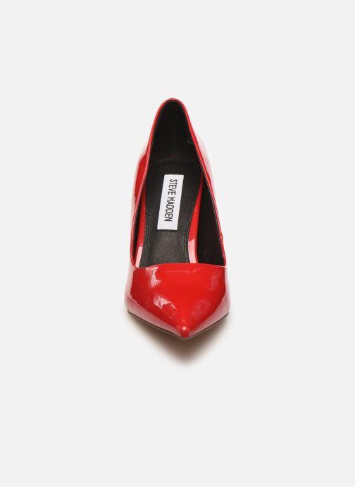 Escarpins Steve Madden DELIAAH Rouge vue portées chaussures