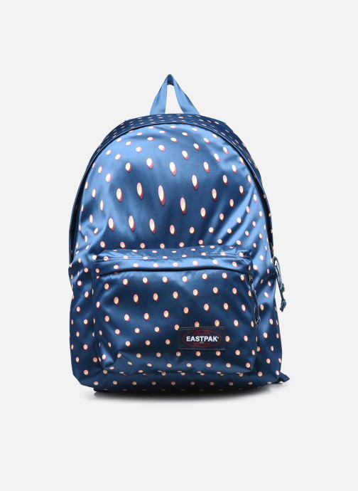 Rucksäcke Eastpak Padded Pak'R satin blau detaillierte ansicht/modell