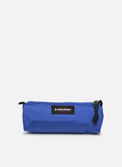 Skoletasker Eastpak Benchmark Blå detaljeret billede af skoene