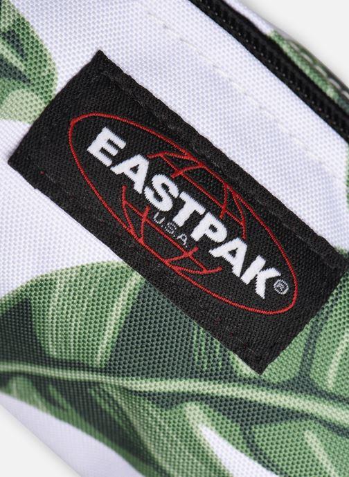 Skoletasker Eastpak Benchmark Hvid se bagfra