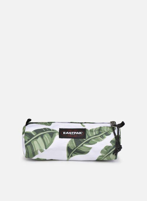 Skoletasker Eastpak Benchmark Hvid detaljeret billede af skoene
