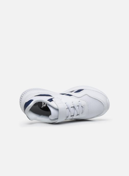 Deportivas I Love Shoes THONGE Blanco vista lateral izquierda