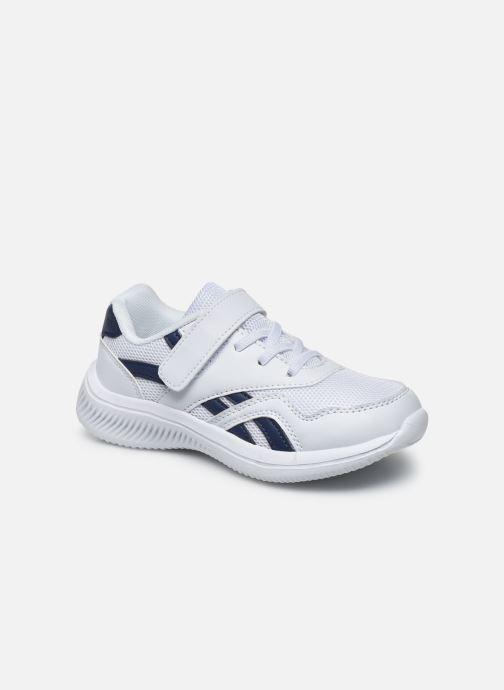 Baskets I Love Shoes THONGE Blanc vue détail/paire