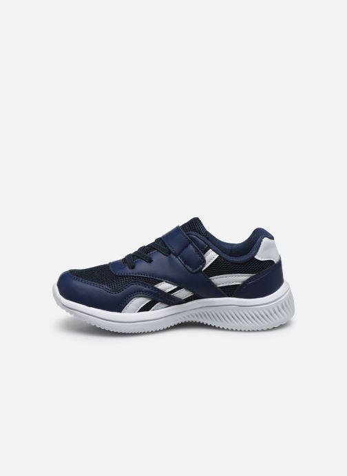 Deportivas I Love Shoes THONGE Azul vista de frente