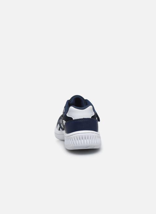 Deportivas I Love Shoes THONGE Azul vista lateral derecha
