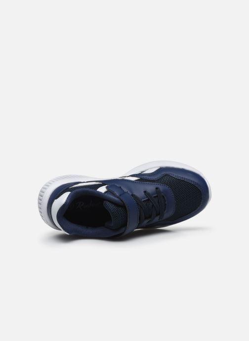 Deportivas I Love Shoes THONGE Azul vista lateral izquierda