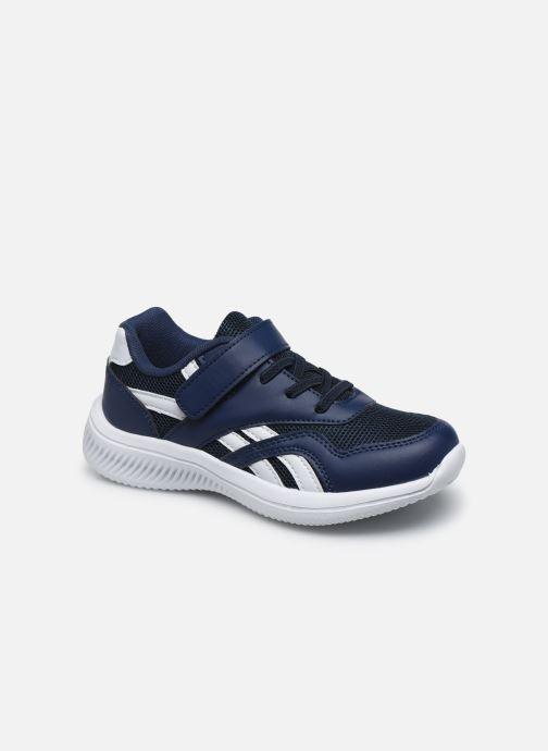 Baskets I Love Shoes THONGE Bleu vue détail/paire
