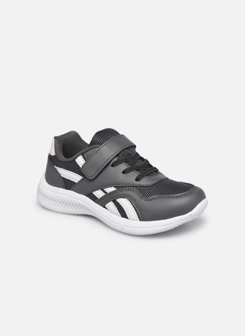Baskets I Love Shoes THONGE Gris vue détail/paire