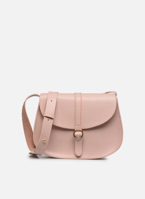 Handtassen I Love Shoes LINEW Roze detail