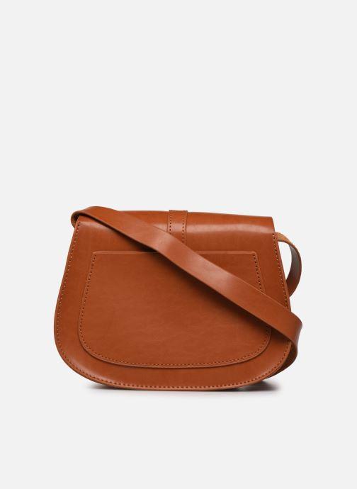 Handtassen I Love Shoes LINEW Bruin voorkant