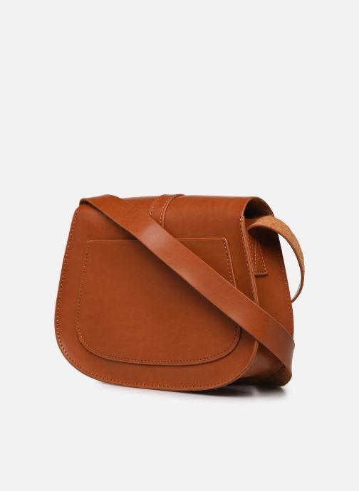 Handtassen I Love Shoes LINEW Bruin rechts