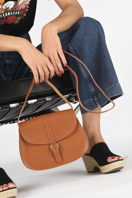 Handtassen I Love Shoes LINEW Bruin onder