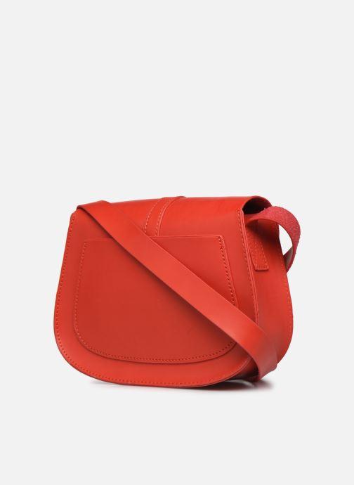 Bolsos de mano I Love Shoes LINEW Rojo vista lateral derecha
