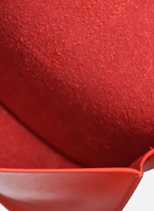 Bolsos de mano I Love Shoes LINEW Rojo vistra trasera