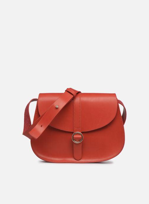 Bolsos de mano I Love Shoes LINEW Rojo vista de detalle / par