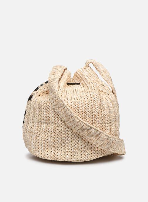 Håndtasker I Love Shoes LINOTTE Sort se forfra