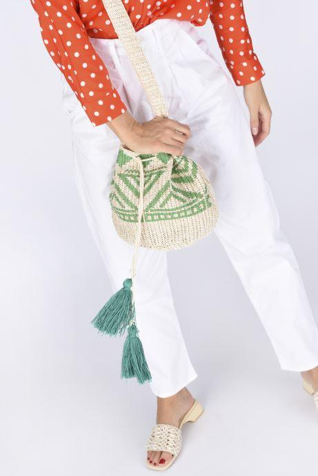 Håndtasker I Love Shoes LINOTTE Grøn se forneden