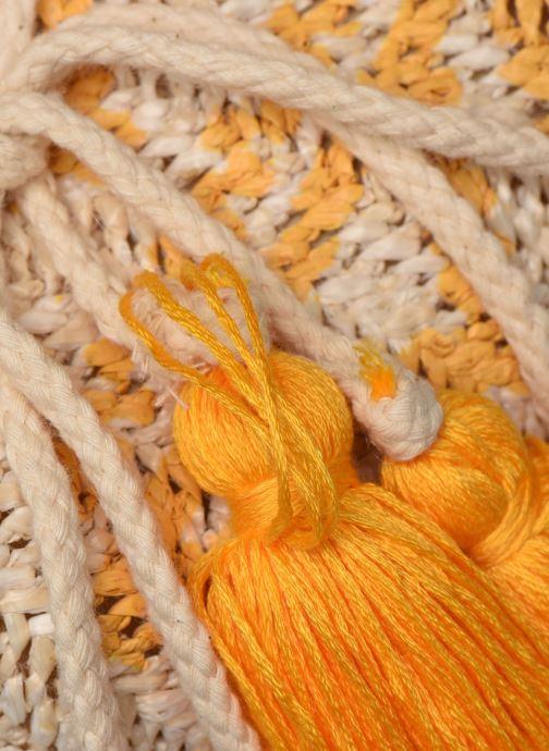 Bolsos de mano I Love Shoes LINOTTE Amarillo vista lateral izquierda