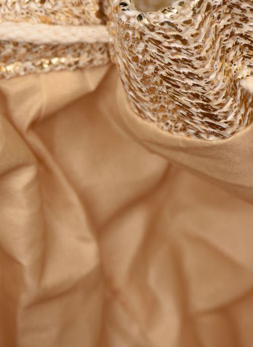 Borse I Love Shoes LIESTA Oro e bronzo immagine posteriore