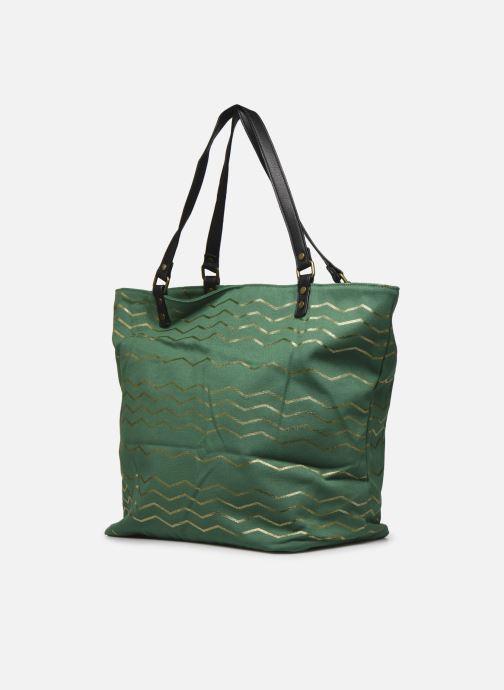 Handtassen I Love Shoes LONELY Groen model