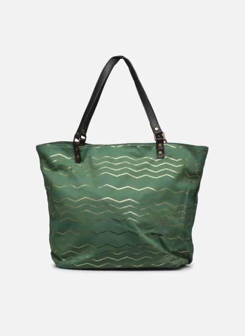 Handtassen I Love Shoes LONELY Groen voorkant