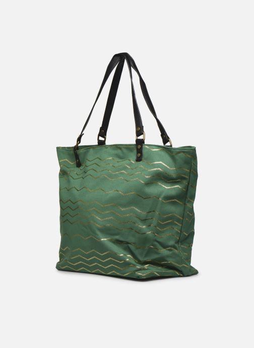 Handtassen I Love Shoes LONELY Groen rechts