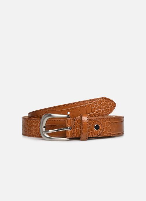 Cinture I Love Shoes LIBELLY LEATHER Marrone vedi dettaglio/paio