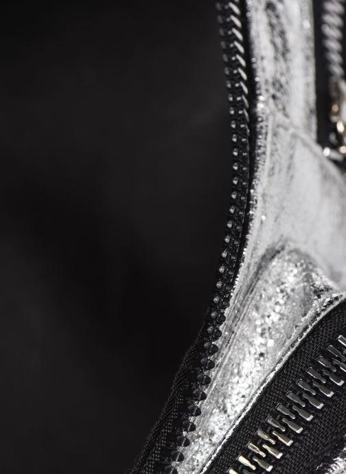 Pelletteria I Love Shoes LINANA Argento immagine posteriore