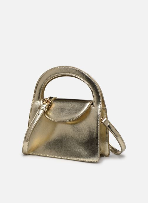 Handtassen I Love Shoes LITTY Goud en brons model