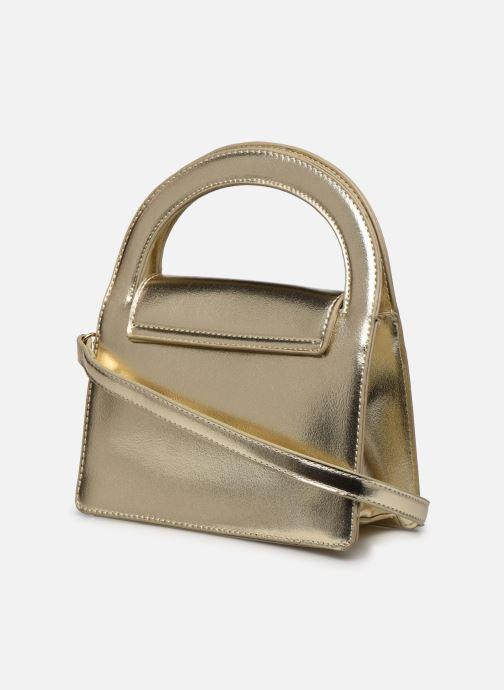 Handtassen I Love Shoes LITTY Goud en brons rechts