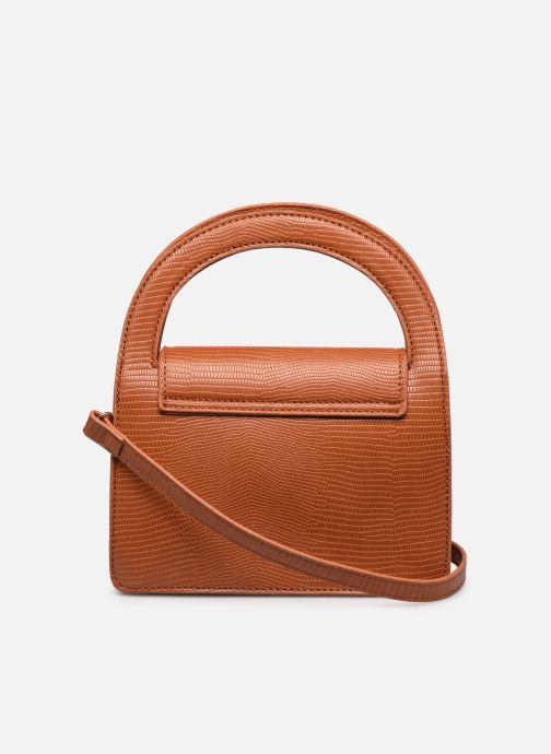 Handtaschen I Love Shoes LITTY braun ansicht von vorne
