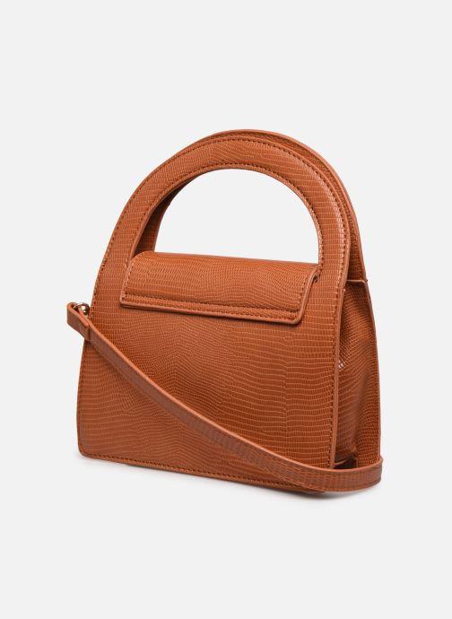 Handtaschen I Love Shoes LITTY braun ansicht von rechts