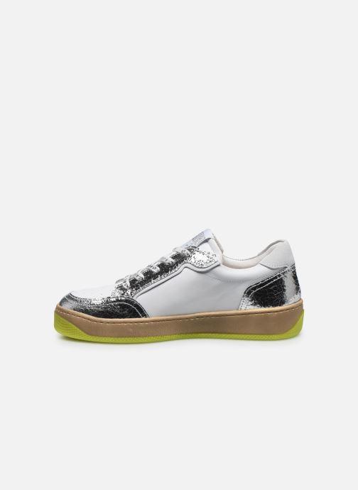 Sneakers Semerdjian Arto Bianco immagine frontale