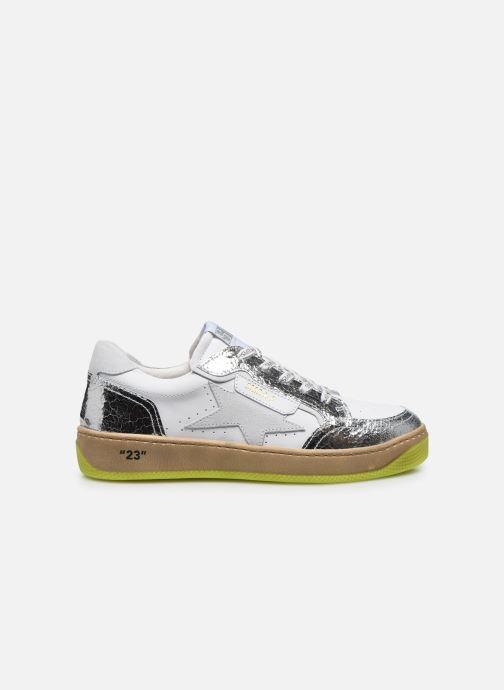 Sneakers Semerdjian Arto Bianco immagine posteriore