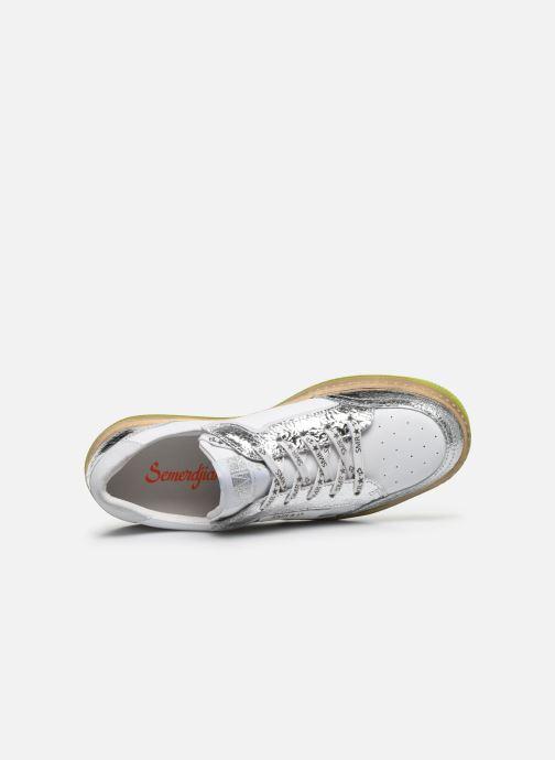 Sneakers Semerdjian Arto Bianco immagine sinistra