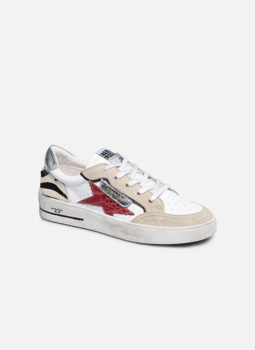 Sneakers Semerdjian Arto Wit detail