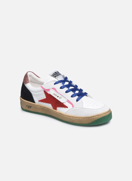 Sneakers Semerdjian Arto Grijs detail