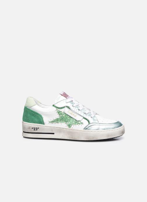 Sneakers Semerdjian Arto Wit achterkant