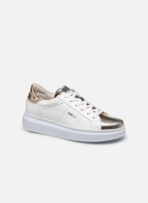 Sneaker Semerdjian Lyssa weiß detaillierte ansicht/modell