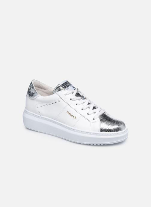 Sneakers Semerdjian Lyssa Wit detail