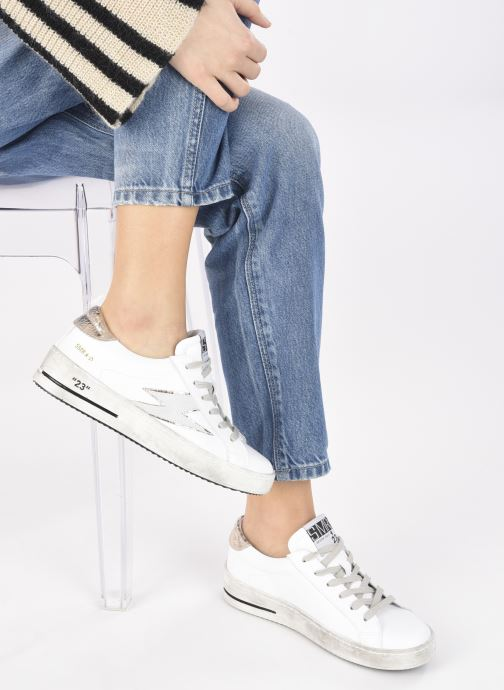 Sneakers Semerdjian Catri Wit onder