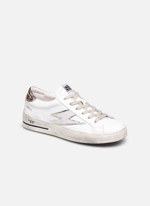 Sneakers Semerdjian Catri Wit detail