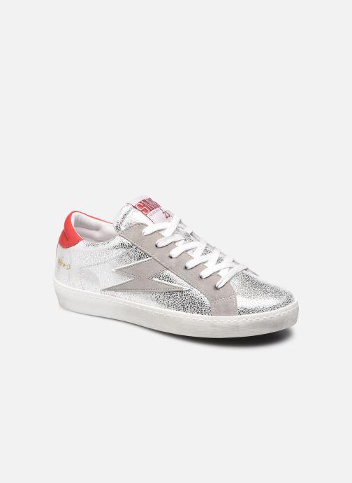 Sneakers Semerdjian Catri Zilver detail