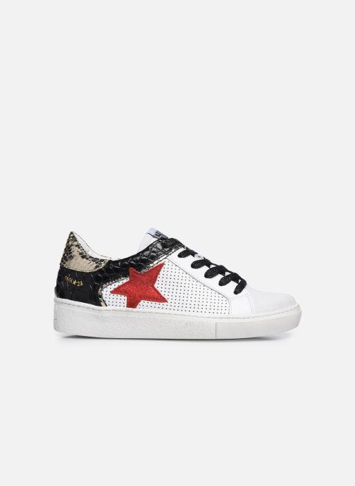 Sneakers Semerdjian Carla Wit achterkant