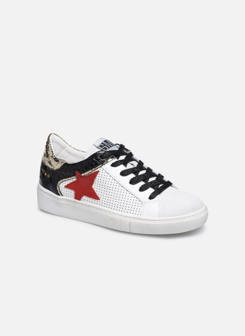 Sneakers Semerdjian Carla Wit detail