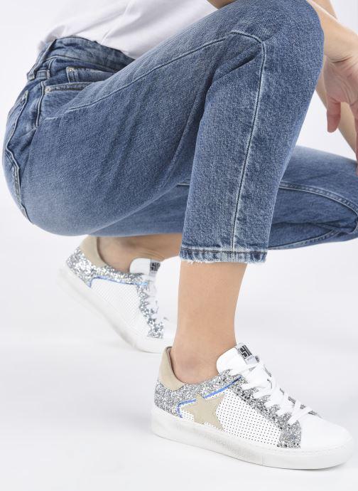 Sneakers Semerdjian Carla Wit onder