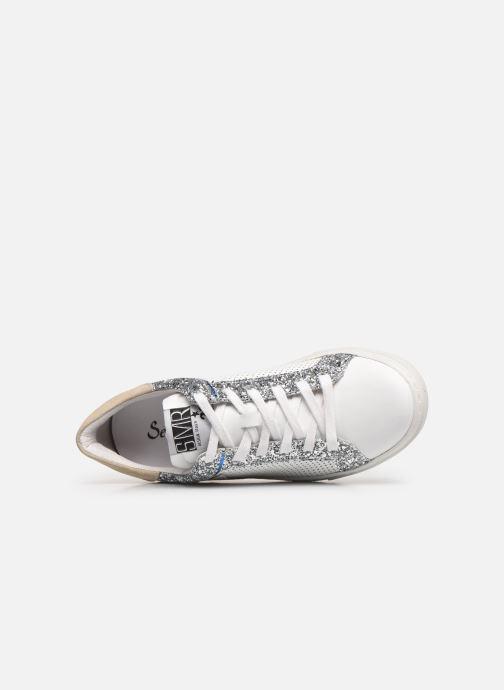 Sneakers Semerdjian Carla Wit links