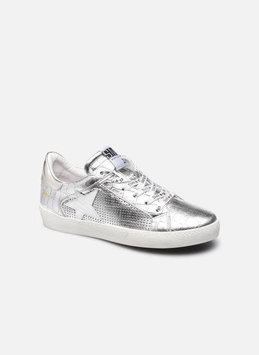 Sneakers Semerdjian Carla Zilver detail