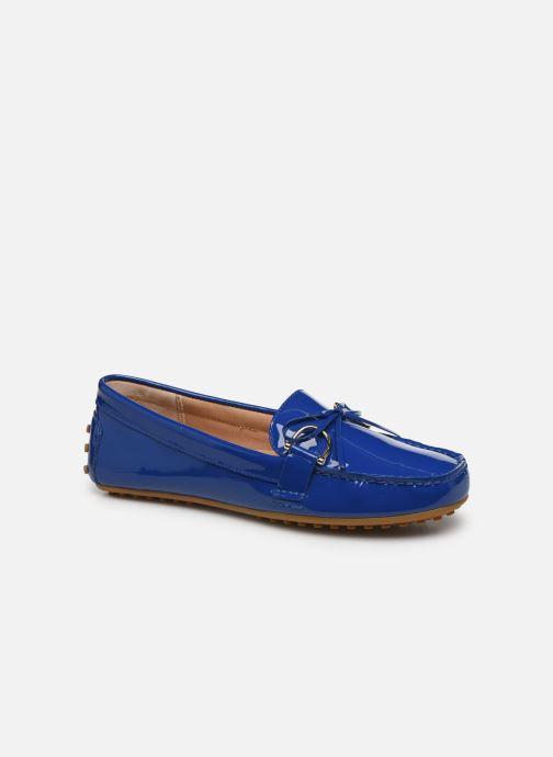 Mocasines Lauren Ralph Lauren BRILEY Azul vista de detalle / par