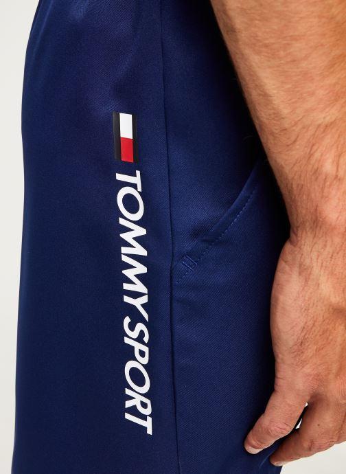 Vêtements Tommy Sport 7'' Woven Short Bleu vue face